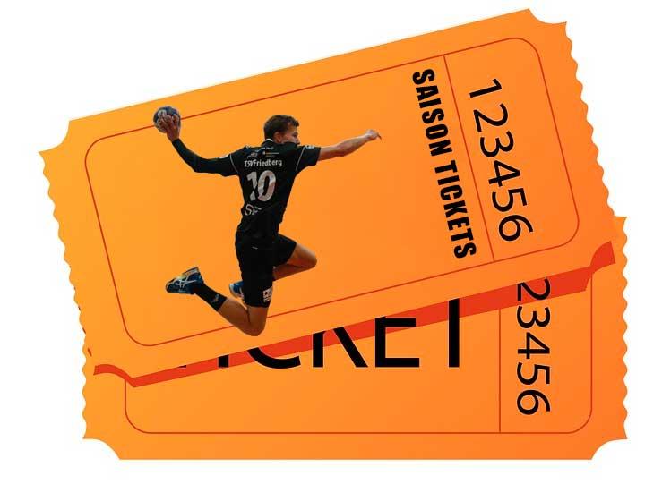Handball Dauerkarte 2019/2020
